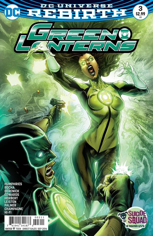 Green Lanterns #3