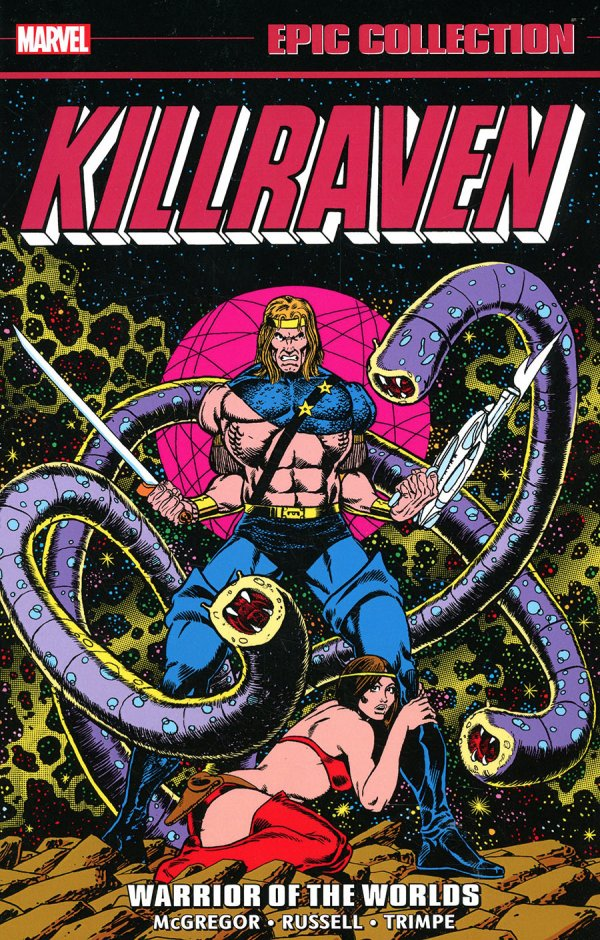 Killraven Epic Collection: Warrior Of The Worlds TP