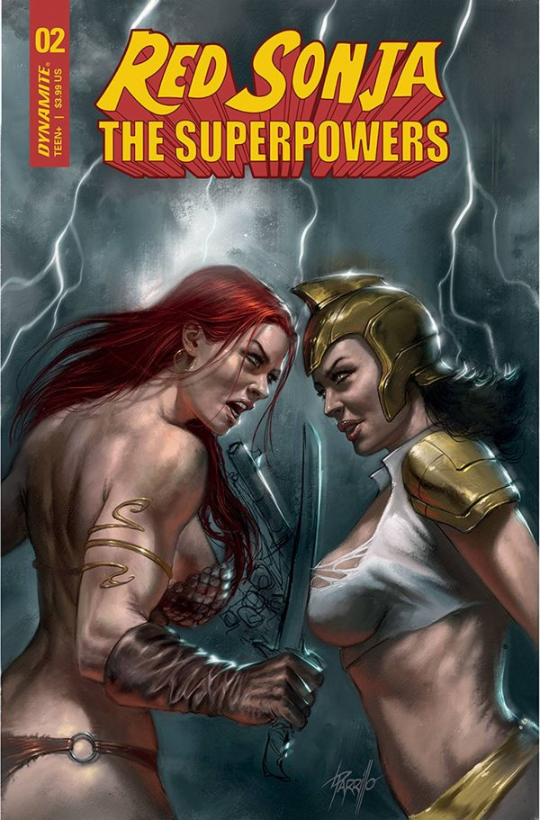 Red Sonja: The Superpowers #2