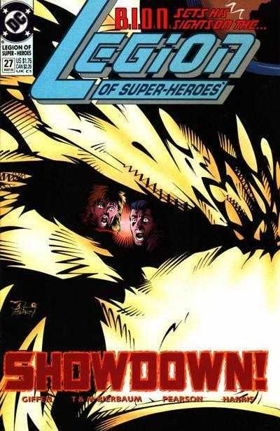 Legion of Super-Heroes #27
