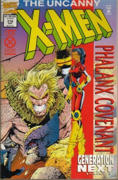 Uncanny X-Men #316