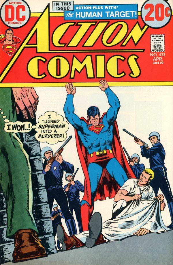 Action Comics #423