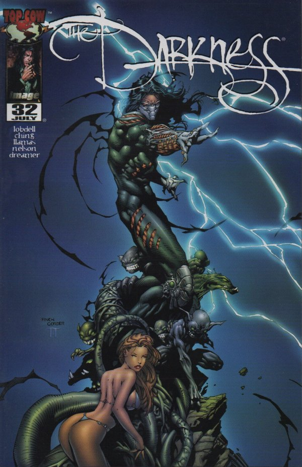 The Darkness #32