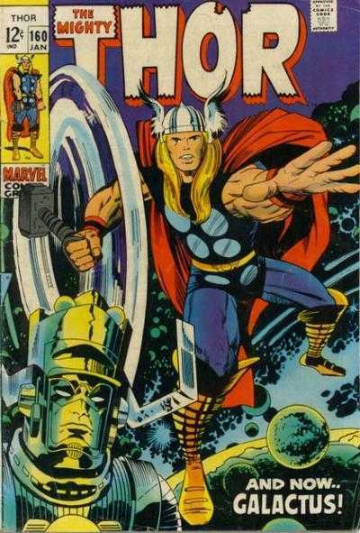 The Mighty Thor #160