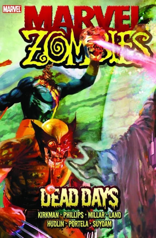 Marvel Zombies: Dead Days HC