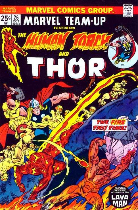 Marvel Team-Up #26