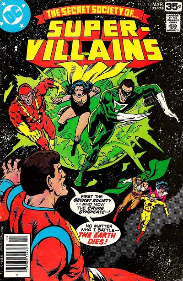 The Secret Society of Super-Villains #13