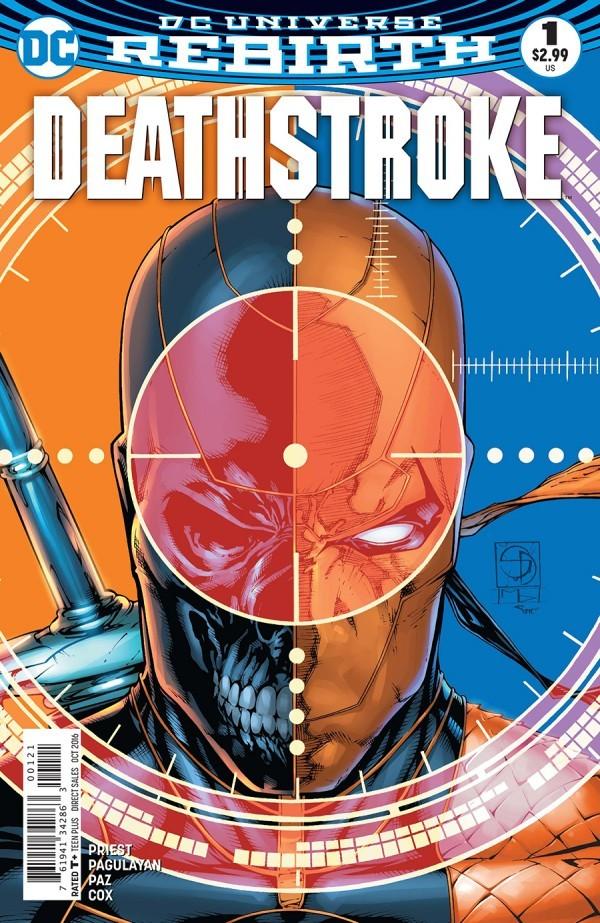 Deathstroke #1