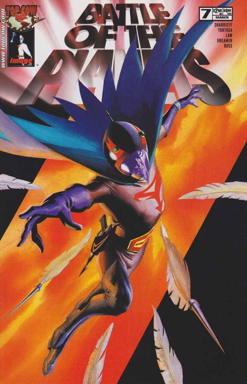 Battle of the Planets #7