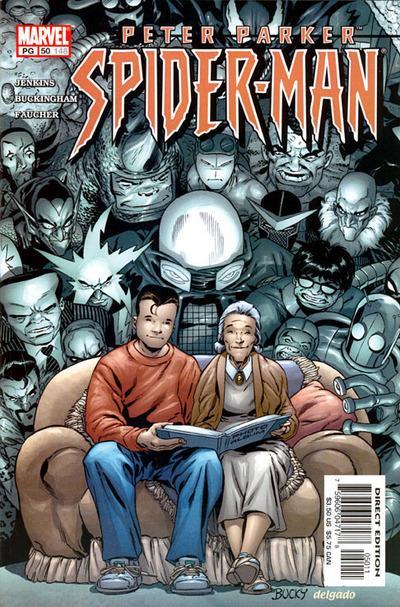 Peter Parker: Spider-Man #50