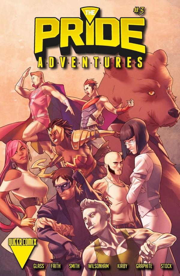 The Pride Adventures #3