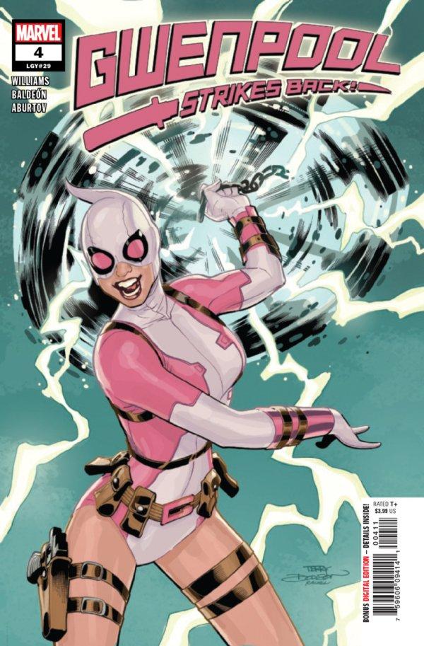 Gwenpool Strikes Back #4