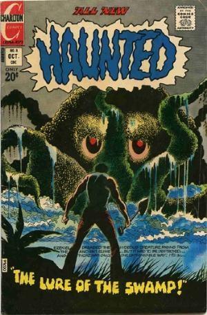 Haunted #8