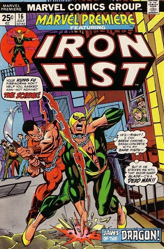 Marvel Premiere #16