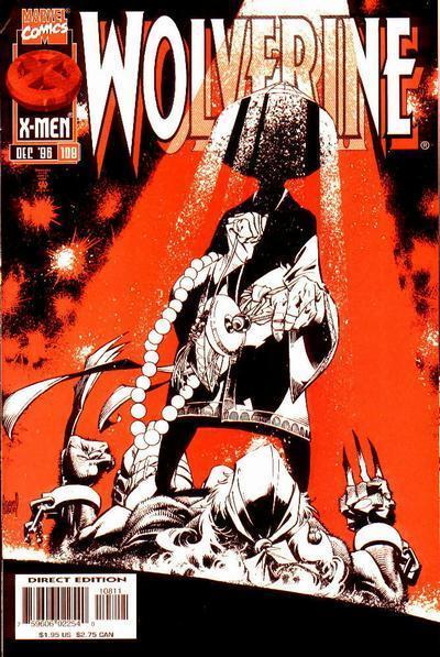 Wolverine #108