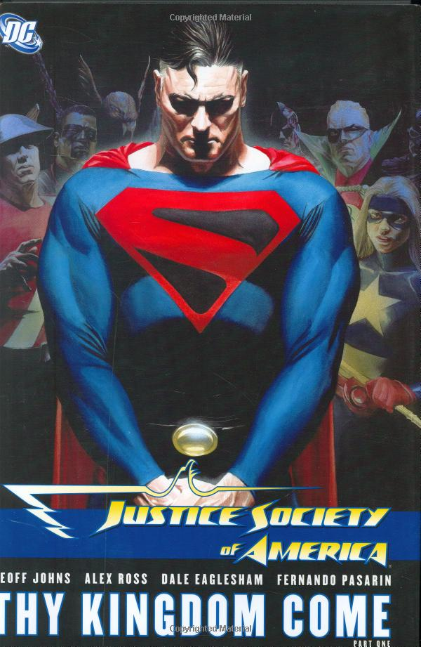 Justice Society of America Vol. 2: Thy Kingdom Come, Part 1 TP