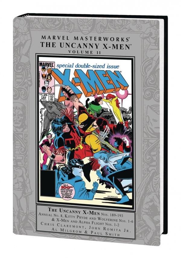 Marvel Masterworks: The Uncanny X-Men Vol. 11 HC