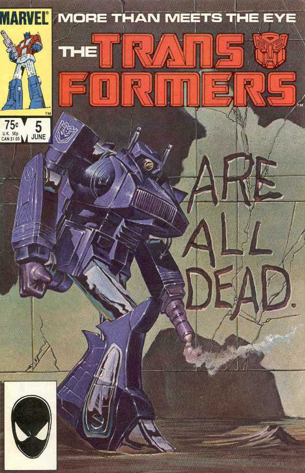 The Transformers #5