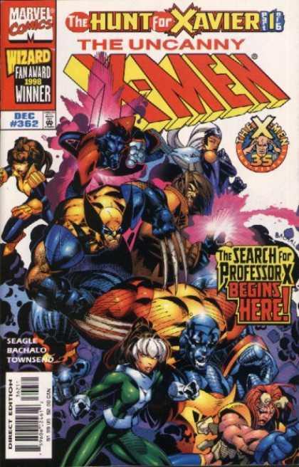 Uncanny X-Men #362