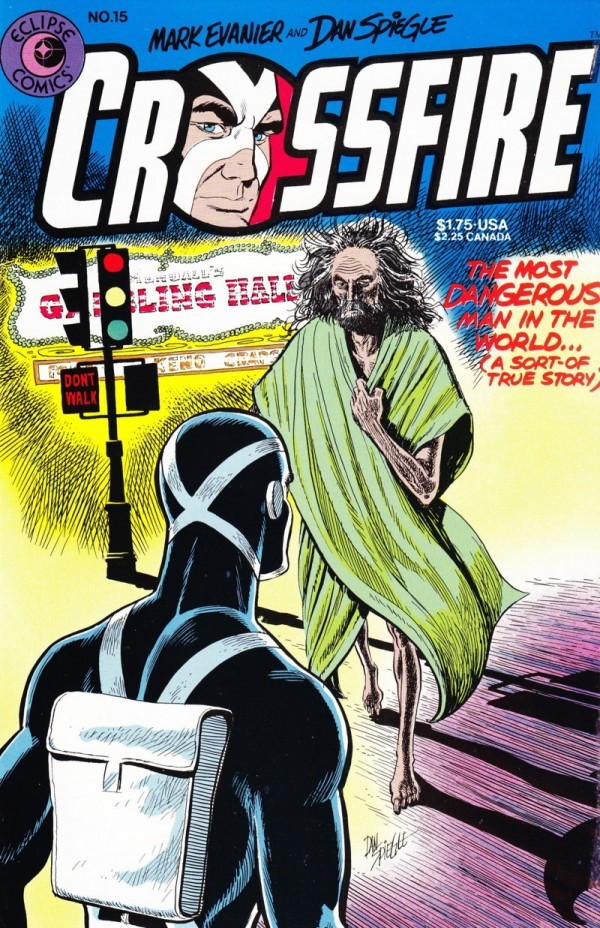 Crossfire #15