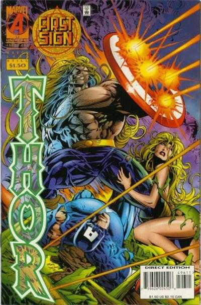 The Mighty Thor #496