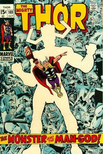 The Mighty Thor #169