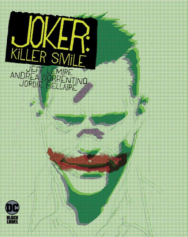 Joker: Killer Smile HC