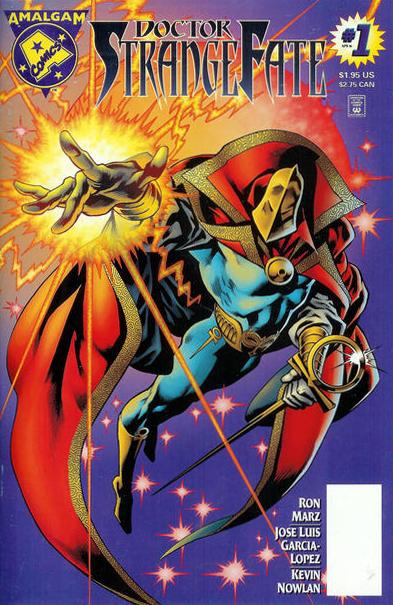 Doctor Strangefate #1