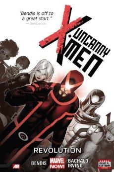 Uncanny X-Men Vol. 1: Revolution HC