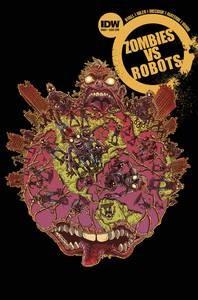 Zombies vs. Robots #3