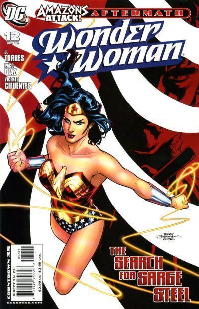 Wonder Woman #12