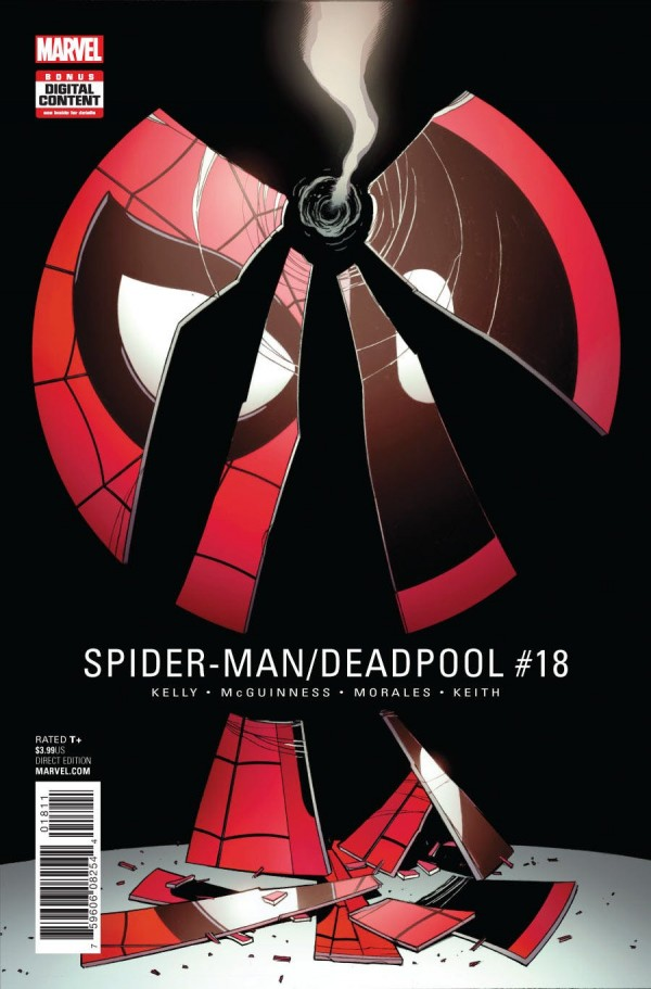 Spider-Man / Deadpool #18