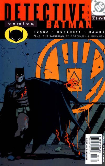 Detective Comics #757