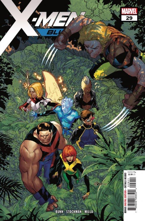 X-Men: Blue #29