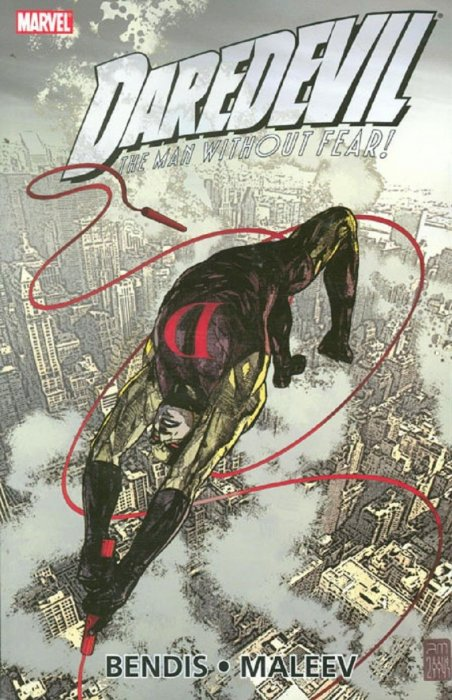 Daredevil By Bendis & Maleev Ultimate Collection Book 3 TP
