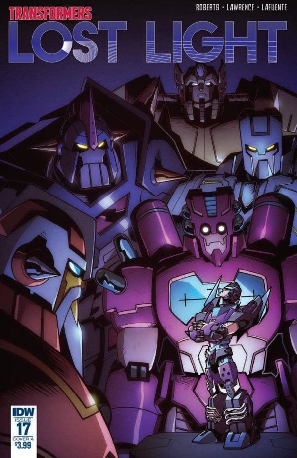 Transformers: Lost Light #17