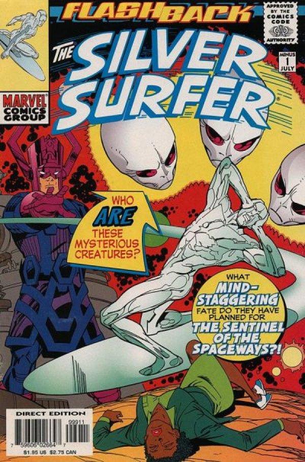 Silver Surfer #-1
