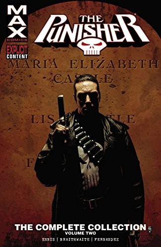 The Punisher MAX: The Complete Collection Vol. 2 TP