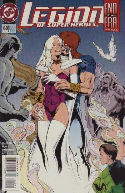 Legion of Super-Heroes #60