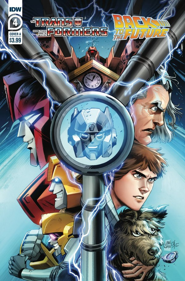 The Transformers / Back To The Future #4