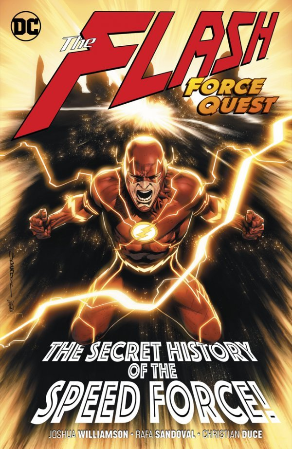 The Flash Vol. 10: Force Quest TP