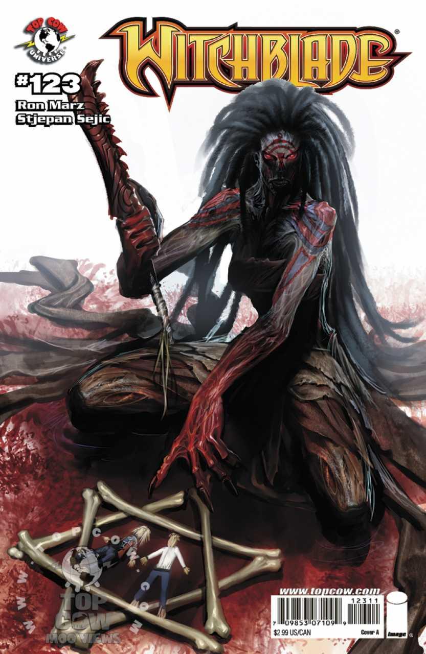 Witchblade #123