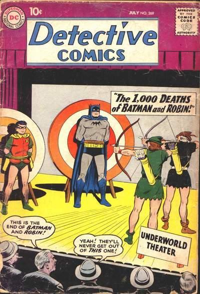 Detective Comics #269
