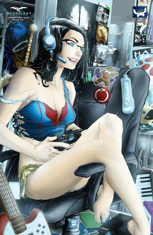 Grimm Fairy Tales #91