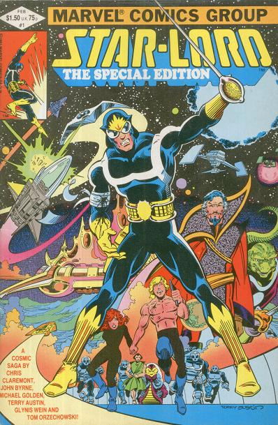 Star-Lord: The Special Edition #1