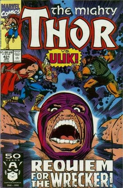 The Mighty Thor #431