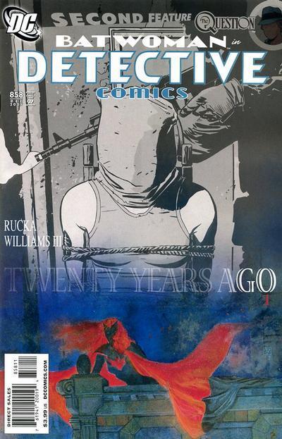 Detective Comics #858