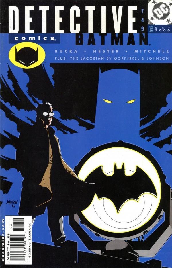 Detective Comics #749