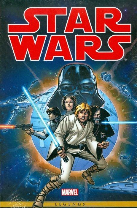 Star Wars: The Original Marvel Years Omnibus Vol. 1 HC