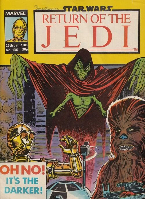 Return of the Jedi Weekly #136